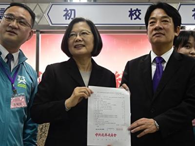 慎防中共暗杀候选人制造混乱 干涉台湾大选