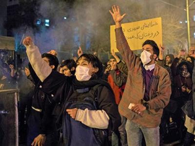 伊朗正在变天 中共或失去打击美国的王牌